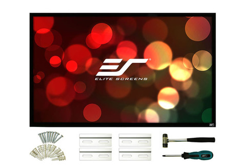 Elite Screens R150WH1, экран на раме