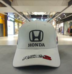 Кепка Хонда белая (Бейсболка Honda)