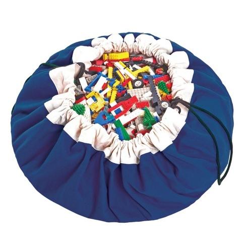 Мешок для игрушек Play&Go Classic СИНИЙ