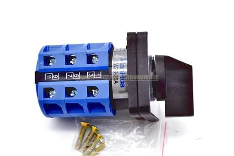 Кулачковый главный выключатель LW28 - 25