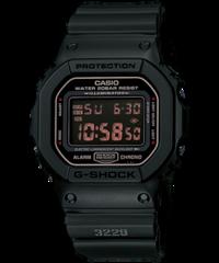 Мужские часы CASIO G-SHOCK DW-5600MS-1DR