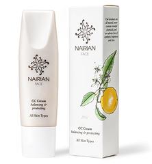 CC-Крем натуральный оттенок SPF 15, Nairian