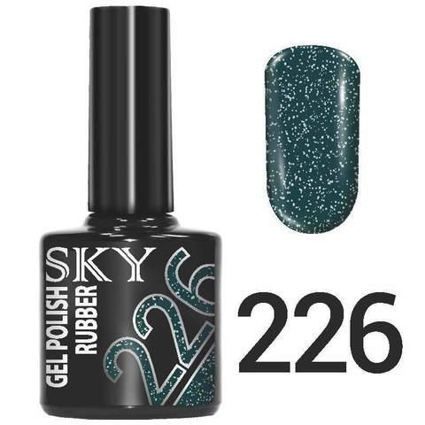 Sky Гель-лак трёхфазный тон №226 10мл