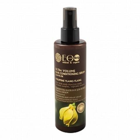 EO Laboratorie Сыворотка-бальзам для волос Ультра-объем для тонких и ломких волос 200 мл