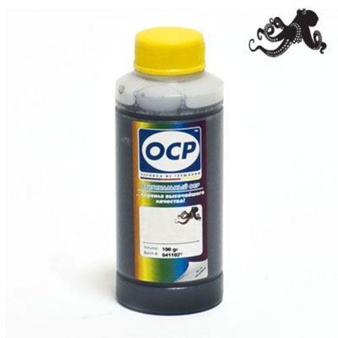 Чернила OCP для картриджей HP 10/45/82 BKP 41 black (черный), 100 gr