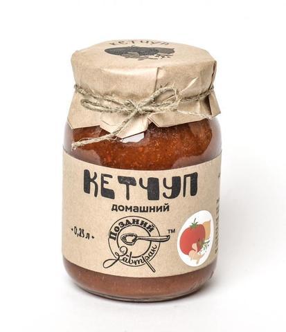 Поздний завтрак кетчуп по домашнему 250 мл