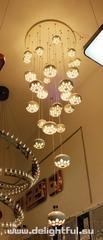 Светодиодная люстра 15-12 ( by Elite LED light )
