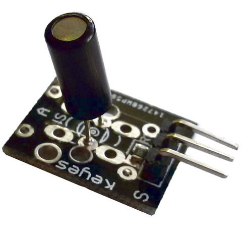 Модуль датчика вибрации KY-002 SHOCK