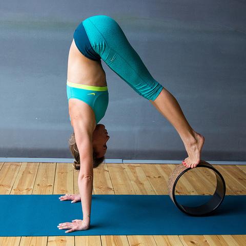 Колесо для йоги Greenery
