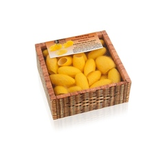 Коконы шелкопряда (желтые), HerbCare