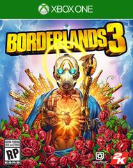 Xbox One Borderlands 3 (русские субтитры)
