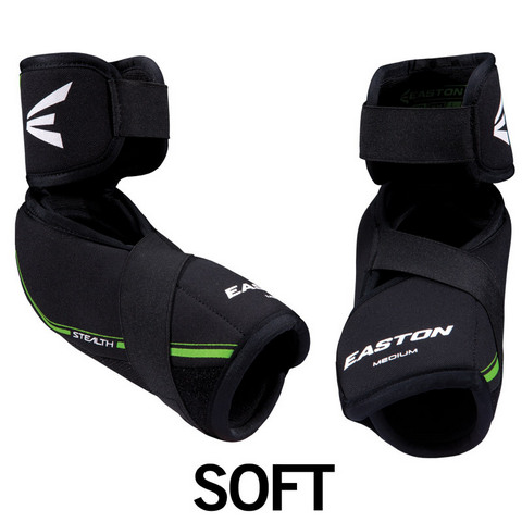 Налокотники Easton Stealth 55S Sr. Elbow Pads Soft (мягкие)