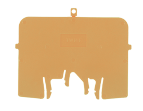 TWMF BG разделительная пластина бежевого цвета  Артикул: 2957.2