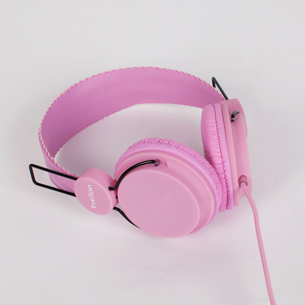 Наушники TRUESPIN BASIC HEADPHONE RASPBERRY