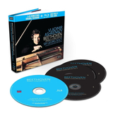 Vladimir Ashkenazy,‎ Chicago Symphony Orchestra,‎ Georg Solti / Beethoven: Piano Concertos 1-5 (3CD+Blu-ray Audio)