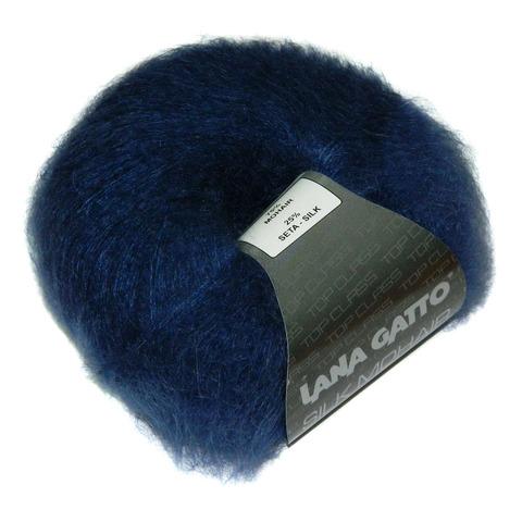 Купить Пряжа Lana Gatto Silk Mohair Код цвета 6035 | Интернет-магазин пряжи «Пряха»