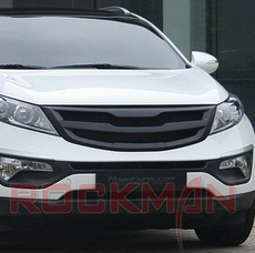 Решётка радиатора BLACK для Kia Sportage III 2010-2015 автокресло happy baby joss beige