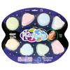 ПлэйФоум  PlayFoam Светящийся в темноте, 8шт