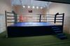 Ринг боксерский на помосте, разборный, помост 8х8м, высота 1м, боевая зона 6.1х6.1м.