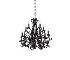 Brand van Egmond Coco chandelier round