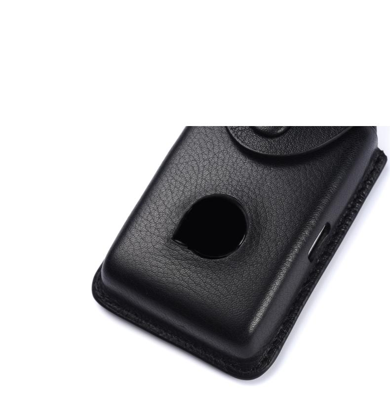 Кожаный чехол для ключа Volvo