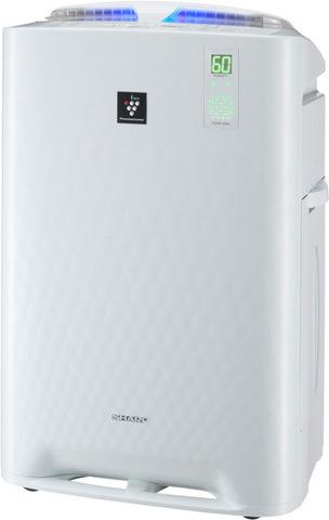 Воздухоочиститель Sharp KC-A61 R W (мойка воздуха)