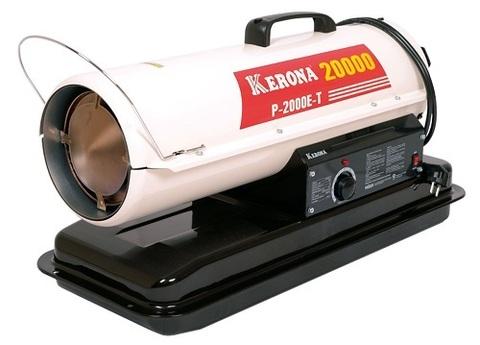 Дизельная пушка Kerona P-2000E-T(Южная Корея)