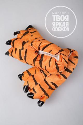 Тапочки Тигровые