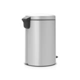 Мусорный бак newicon (20 л), Серый металлик, арт. 114069 - превью 3