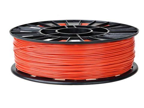 Пластик ABS REC 2.85 мм 750г., ярко-красный