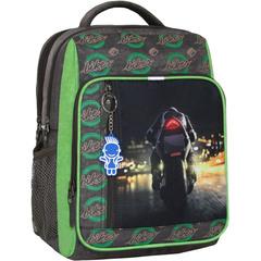 Рюкзак школьный Bagland Школьник 8 л. хаки 270к (0012870)