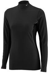 Термобельё рубашка Mizuno Mid Weight High Neck женская