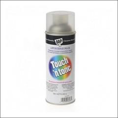 Эмаль-аэрозоль DAP Touch n Tone на основе модифицированного алкида (мет. алюминий)