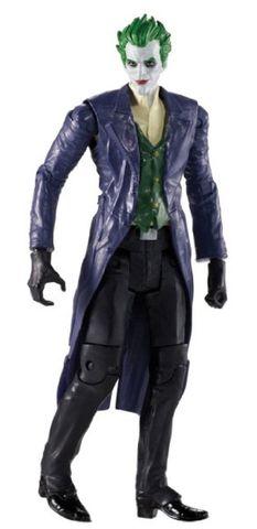 Фигурка Джокер (Joker) - Arkham Origins, Mattel