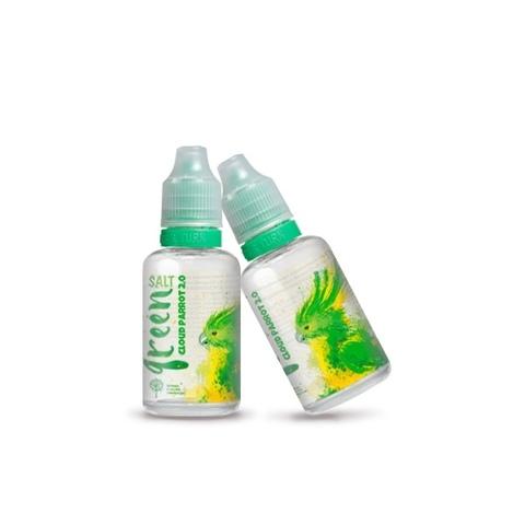 Cloud Parrot Salt 30 мл Green