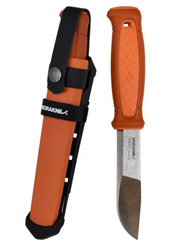 Нож Morakniv Kansbol Burnt Orange Multi-Mount, арт. 13507