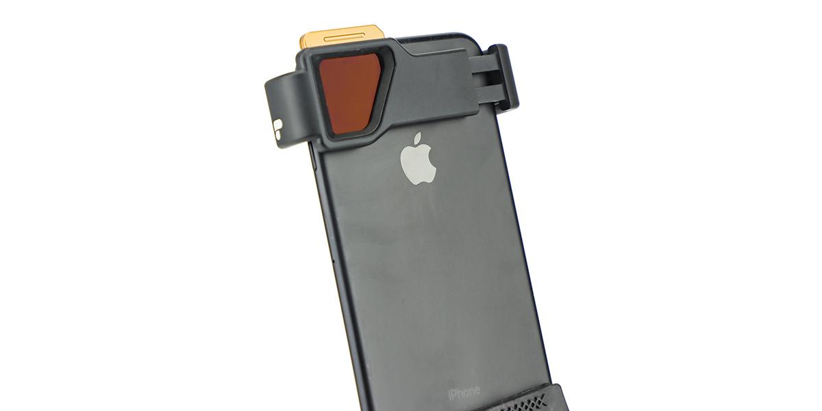 Набор фильтров для телефона PolarPro IRIS + смартфон наклон