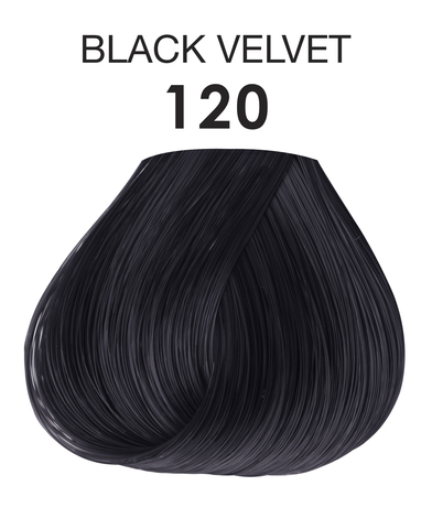 Краска для волос Creative Image ADORE 120 Black Velvet