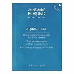 Восстанавливающие патчи для век Aquanature, Annemarie Borlind