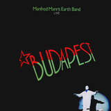 Manfred Mann's Earth Band / Budapest Live (LP)