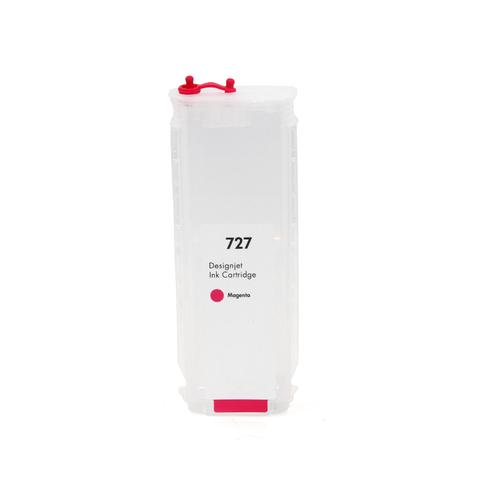 Перезаправляемый картридж без чипа HP №72, №70, №727, №764. Объём 260 мл. без чипа
