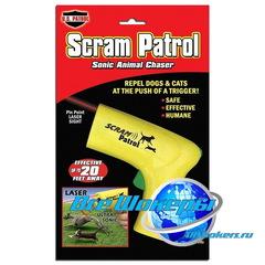 Scram Patrol ультразвуковой отпугиватель собак