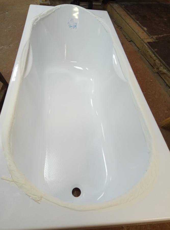 Ванна акриловая BAS Рио 150х70 на ножках