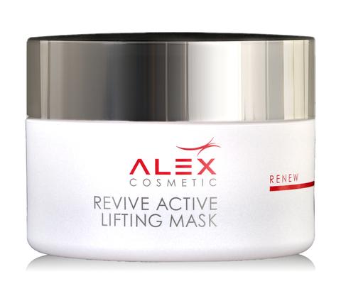 Быстродействующая укрепляющая маска для лица - Alex Revive Active Lifting Mask