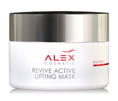 Быстродействующая укрепляющая маска для лица - Alex Revive Active Lifting Mask