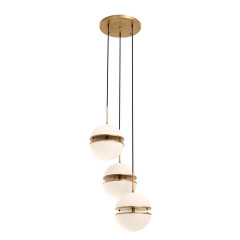 Подвесной светильник Eichholtz 112644 Spiridon Triple