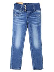 GJN009271 джинсы для девочек, медиум-лайт