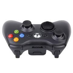 Xbox 360 Беспроводной контроллер (черный)