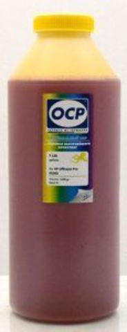 Чернила водные желтые OCP Y9142 для HP 72 - 1000 мл