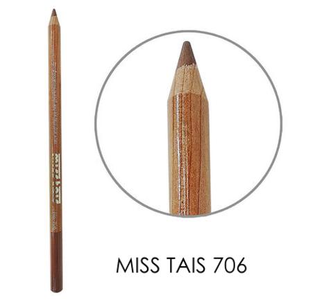 Карандаш для глаз Miss Tais 706